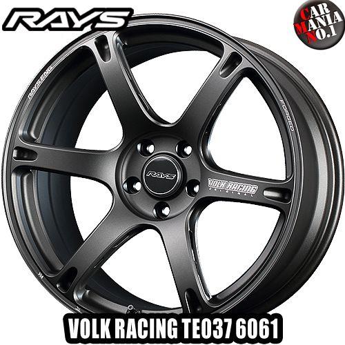 (4本セット) 19×10.0J +35 5/112 RAYS(レイズ) ボルクレーシング TE037 6061 カラー:MT 19インチ 5穴 P.C.D112 ボア径:φ66.6 ホイール新品4本 VOLK RACING 鍛造1ピース