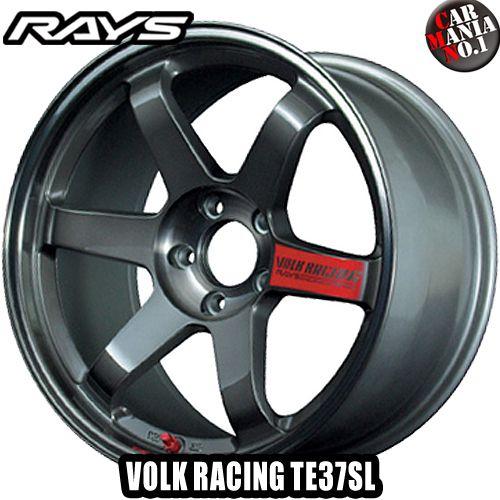 19×10.5J +12 5/114.3 RAYS(レイズ) ボルクレーシング TE37SL カラー:PG 19インチ ホイール新品1本 VOLK RACING