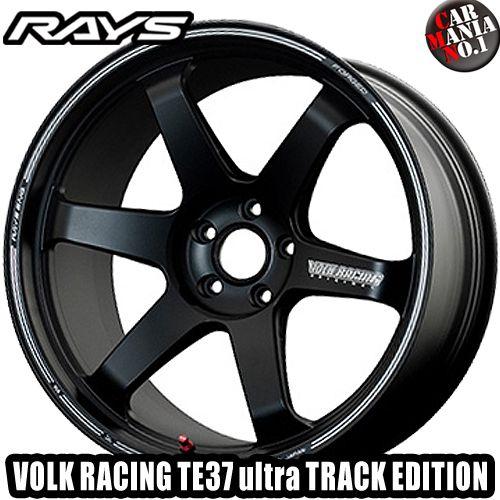 20×11.0J +0 5/114.3 RAYS(レイズ) ボルクレーシング TE37ウルトラ トラックエディション カラー:MM 20インチ 5穴 P.C.D114.3 ホイール新品1本 VOLK RACING TE37 ultra TRACK EDITION 鍛造1ピース