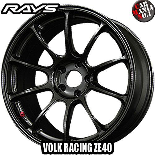 16×7.0J +36 4/100 RAYS(レイズ) ボルクレーシング ZE40. カラー:MM 16インチ 4穴 P.C.D100 ホイール新品1本 VOLK RACING 鍛造1ピース