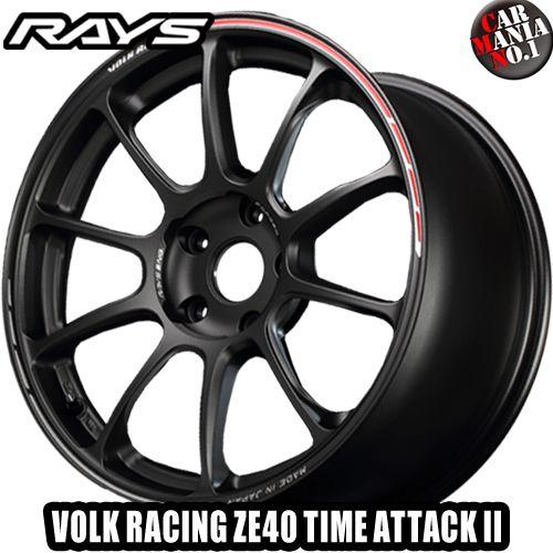 4本セット RAYS レイズ ボルクレーシング ZE40 タイムアタック2 18×10.5J 14 5 114.3 カラー UR 18インチ 5穴 P.C.D114.3 FACE-3 ホイール新品4本 VOLK RACING ZE40 TIME ATTAC