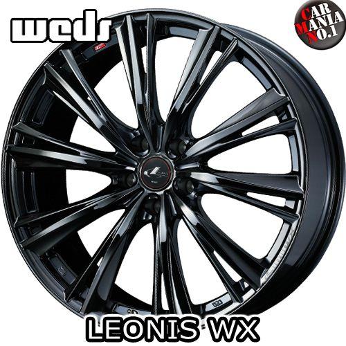 (4本セット) 16×6.0J +42 4/100 Weds(ウェッズ) レオニスWX カラー:BMC1 16インチ 4穴 P.C.D100 ホイール新品4本 LEONIS WX