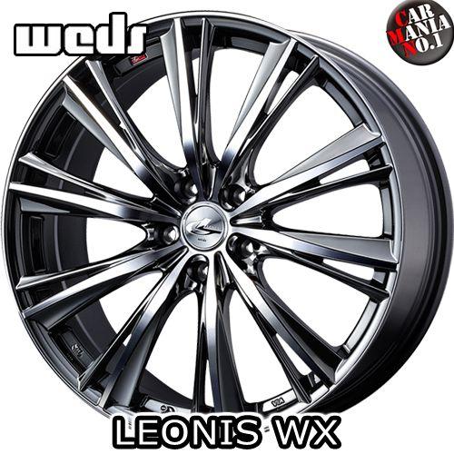 (4本セット) 15×4.5J +45 4/100 Weds(ウェッズ) レオニスWX カラー:BMCMC 15インチ 4穴 P.C.D100 ホイール新品4本 LEONIS WX