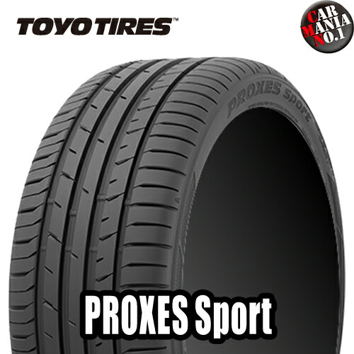 TOYO TIRE(トーヨータイヤ) PROXES SPORT. 245/45ZR20 103Y XL プロクセス スポーツ. 20インチ (245/45R20) 新品1本・正規品 サマータイヤ