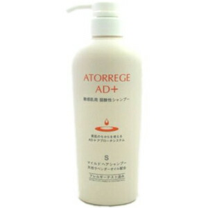 ◆アトレージュ AD+ mild hair shampoo 390 ml 4548320032623 ◆ << アトレージュ AD+ アトレージュエーディープラスシャンプー >> ATORREGE