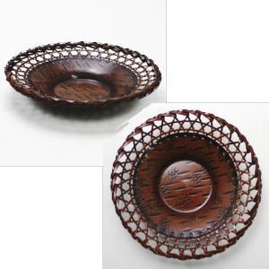 【煎茶器 茶托(茶たく)】 モール茶托 二段網 5枚セット 平安銅政作