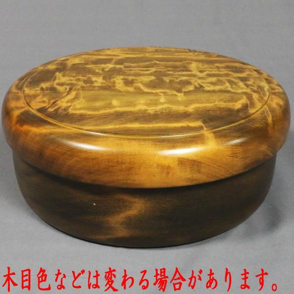 【煎茶道具】 茶櫃(茶びつ/茶ひつ) 尺一 【smtb-KD】