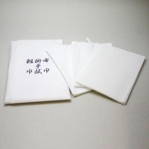 メール便対応 定価 未使用品 3枚組布巾 茶器 茶道具 水屋道具 水屋布巾セット 組茶巾セット 日本製 3枚セット 雑巾各1枚セット 掛手拭 布巾