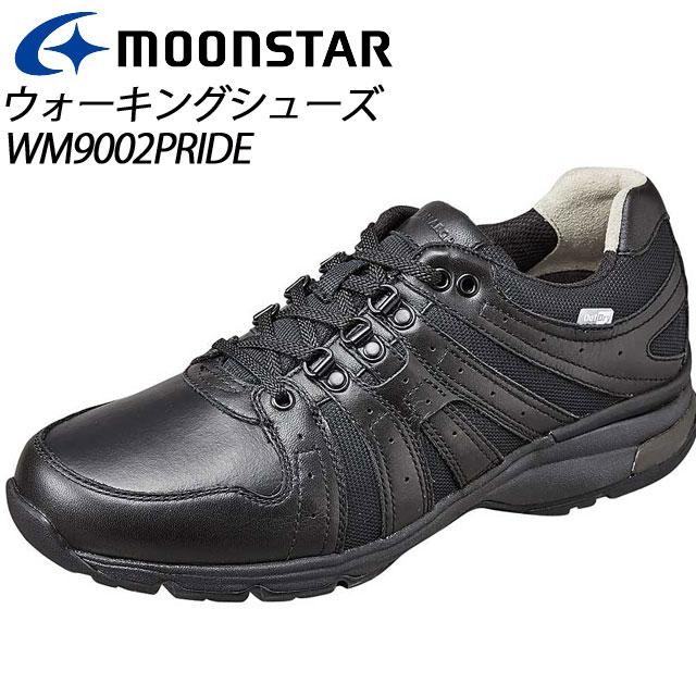 ムーンスター ワールドマーチ プライド メンズ WM9002PRIDE ブラック 48596146 MOONSTAR 日本のウォーキングシューズのパイオニア MS シューズ