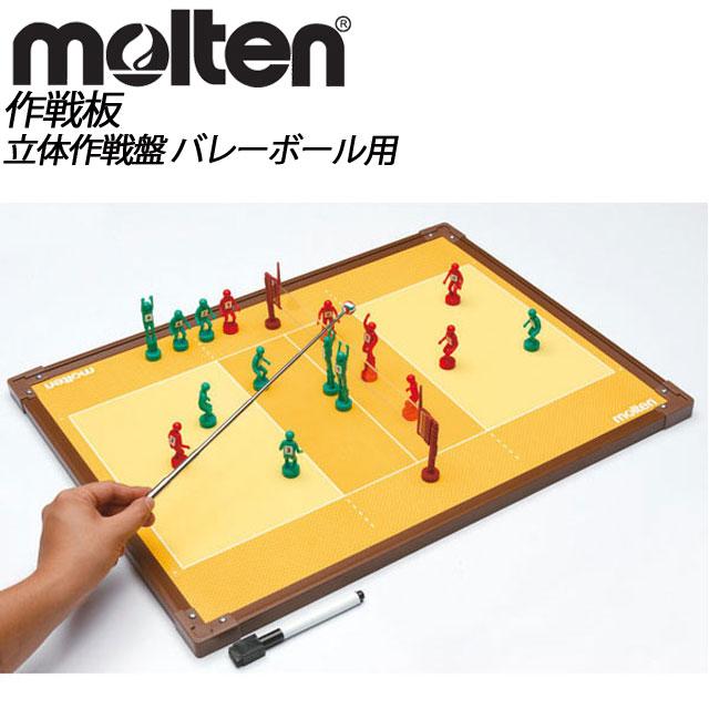 molten(モルテン) バレーボール 立体作戦盤 バレーボール用 SV0080