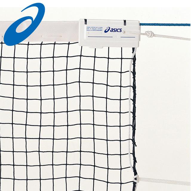 asics アシックス テニス用品 1126EK 一般硬式テニスネットエコタイプ オールダブルネット レーシングタイプ