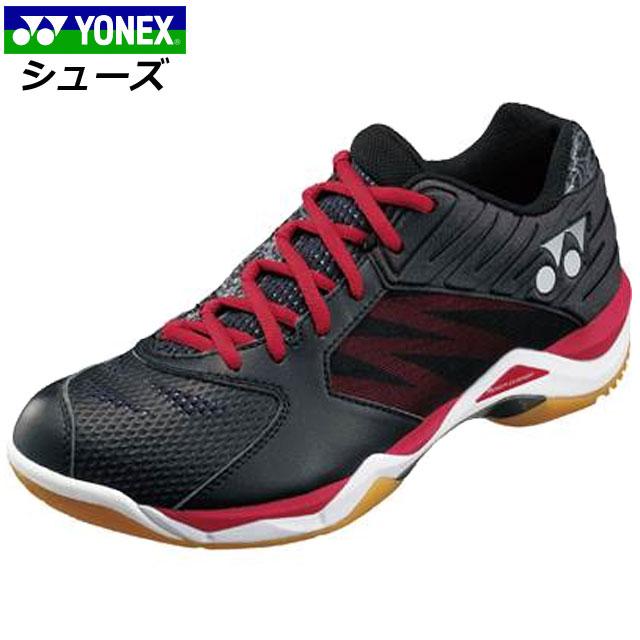 ヨネックス バドミントンシューズ コンフォートシューズ シューズ 運動靴 ローカット クッション 3E設計 デザイン ロゴ スポーツ 運動 バドミントン メンズ レディース 送料無料 黒 ブラック YONEX SHBCFZ