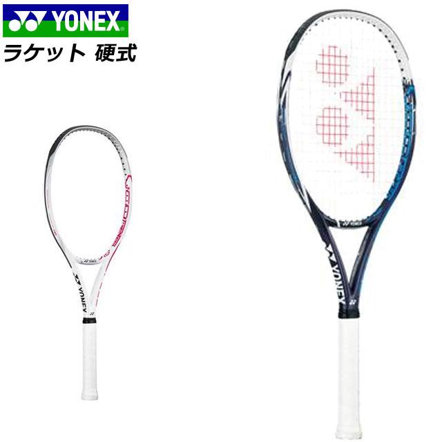 ヨネックス テニスラケット 硬式ラケット ラケット 硬式用 硬式テニス用 エントリーモデル カーボン スポーツ 運動 テニス 硬式 メンズ レディース 送料無料 青 ブルー ネイビー 赤 レッド 白 ホワイト YONEX VCSVS