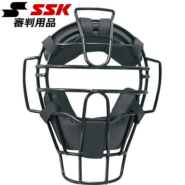 送料無料 エスエスケイ 野球 審判用品 ソフトボール審判用軽量マスク(3・2・1号球対応)SSK UPSM310S ギア ベースボール