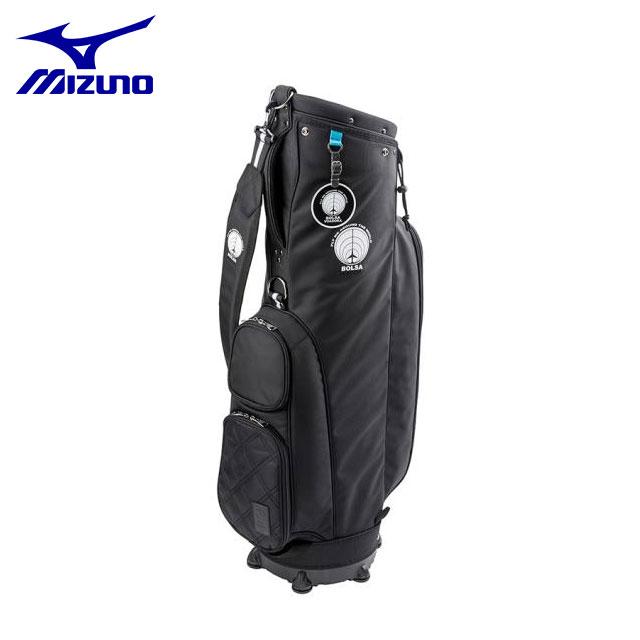 ミズノ メンズ BOLSA フィット キャディバッグ 5LJC1827 MIZUNO ゴルフ