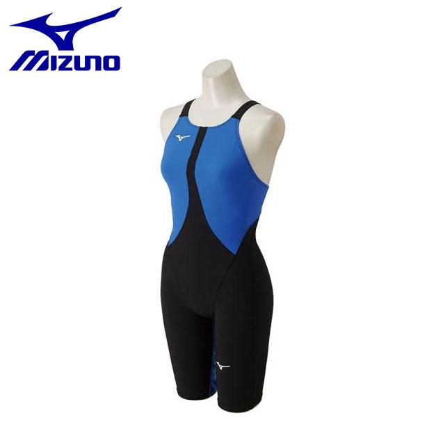 ミズノ レディース 水泳 MX-SONIC02 ハーフスーツ 水着 FINA(国際水泳連盟)承認 N2MG8212 MIZUNO スイム 競泳水着
