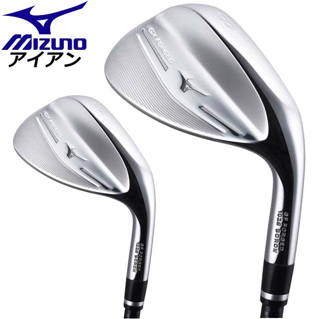 ミズノ GX フォージドアイアン(NS PRO 950GH HT 軽量スチールシャフト付)SW、GW ゴルフクラブ 5KJKB564 MIZUNO ゴルフ