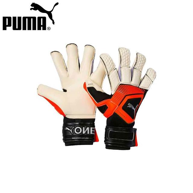 プーマ メンズ サッカー キーパーグローブ 手袋 ワン グリップ 1 ハイブリッド PUMA 041469