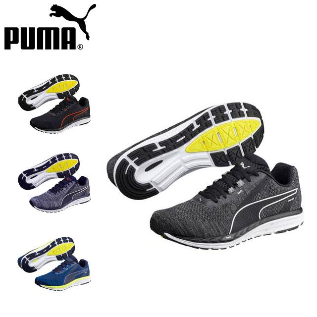 プーマ メンズ ランニング シューズ スニーカー 靴 スピード 500 イグナイト 3 マラソン PUMA 191021
