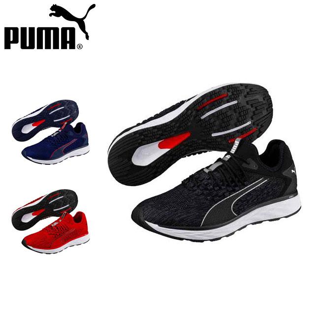 プーマ メンズ ランニング シューズ スニーカー 靴 スピード マラソン FUSEFIT PUMA 191104