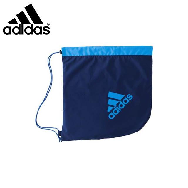 3 980円 税込 以上で 送料無料 ネコポス アディダス adidas ボールバッグ1ケイレ AKM18NVB コンアオ ボールケース 巾着 サッカー 人気商品 爆安プライス