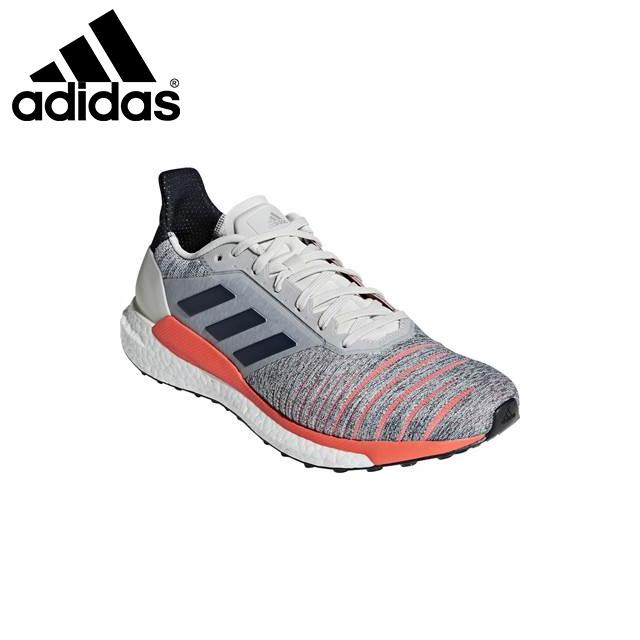 アディダス メンズ ランニングシューズ スニーカー 靴 SOLAR GLIDE M 軽量 コンチネンタルラバー マラソン D97080 adidas