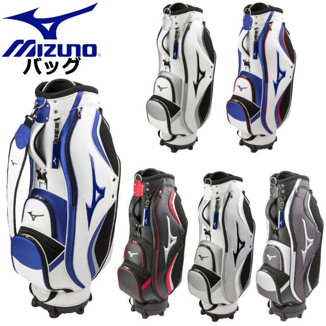 ミズノ ゴルフ LIGHT STYLE NEXLITE MIZUNO 5LJC1901 キャディバッグ バッグ 超軽量2.5kg 収納 9.0型 合成皮革 PU