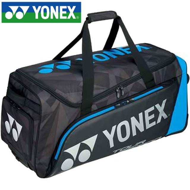 ヨネックス テニス バッグ キャスターバッグ YONEX BAG1800C スポーツバッグ ボストンバッグ ラケット3本収納 用具 小物 一般用 ユニセックス メンズ レディース