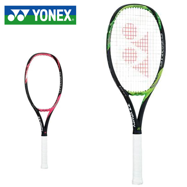 ヨネックス テニス ラケット 硬式 ラケット Eゾーン ライト YONEX 17EZL 爆発的パワー エントリーモデル 用具 小物 一般用 ユニセックス メンズ レディース