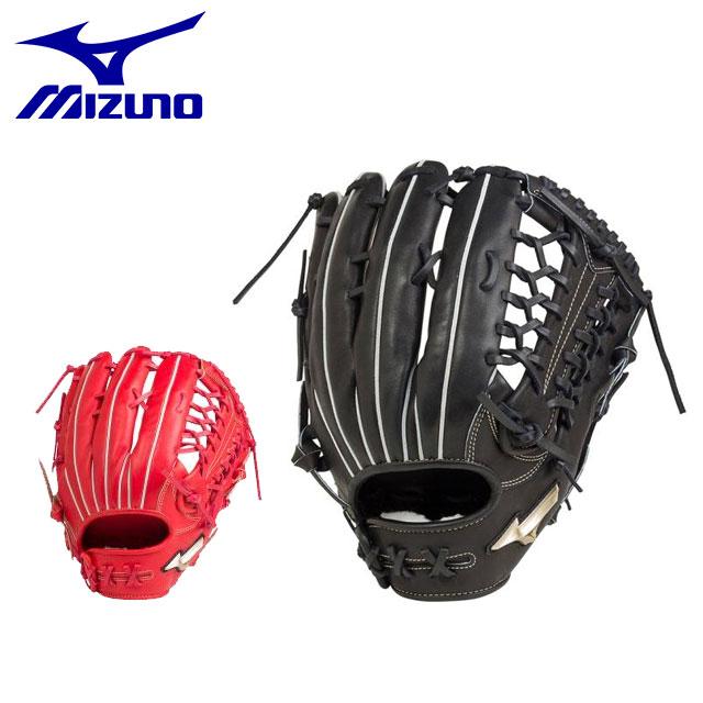 ミズノ メンズ 野球 グローブ グラブ 硬式用 グローバルエリート Hselection00 外野手用 サイズ 16N 1AJGH20507 MIZUNO