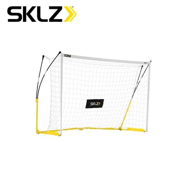 スキルズ サッカー プロトレーニングゴール ゴール幅/2.4m ターフでも芝生でも使用可能 強力なシュートに耐えるように作られたポータブル・ゴール 023148 SKLZ