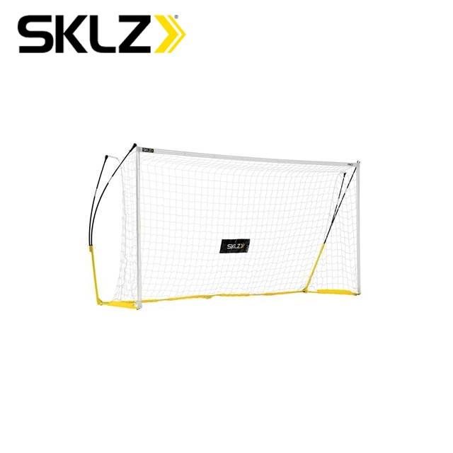 スキルズ サッカー プロトレーニングゴール ゴール幅/3.66m ターフでも芝生でも使用可能 強力なシュートに耐えるように作られたポータブル・ゴール 023155 SKLZ