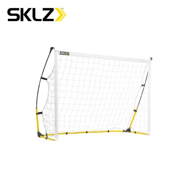 スキルズ サッカー用品 クイックスターサッカーゴール ゴール幅/約1.83m 携帯や保管に便利な収納バッグ付き 地面に打ち込むスチール製の杭で、ネットは確実に保持されます 000994 SKLZ