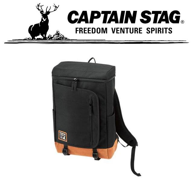 キャプテンスタッグ メンズ レディース アウトドア キャンプ トレッキング ハイキング リュック バッグ HEATHTWILL トレックボックス22L ユニセックス UP2622 CAPTAIN STAG
