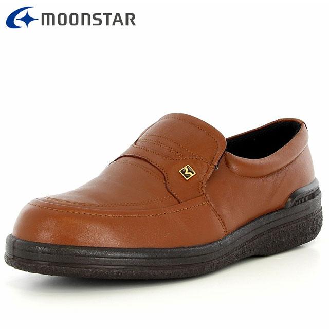 幅広 B 42293523 靴 SPH3502 シューズ MS ムーンスター コンフォート メンズ