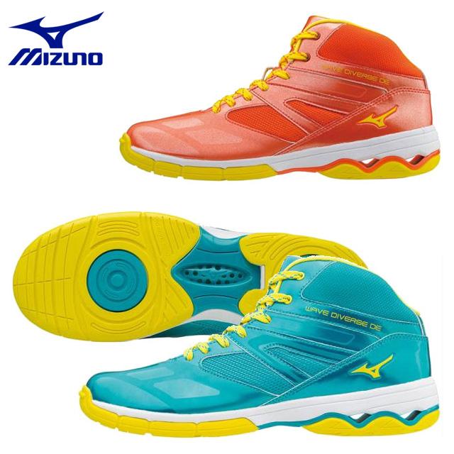 ミズノ フィットネスシューズ メンズ レディース ウエーブダイバースDE K1GF1774 MIZUNO 男女兼用 ダンスエクササイズのための靴