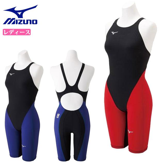 ミズノ 競泳水着 ジュニア女子 MX-SONIC G3 ハーフスーツ N2MG8911 MIZUNO ハイグレードモデル FINA承認済 オール布帛縫製