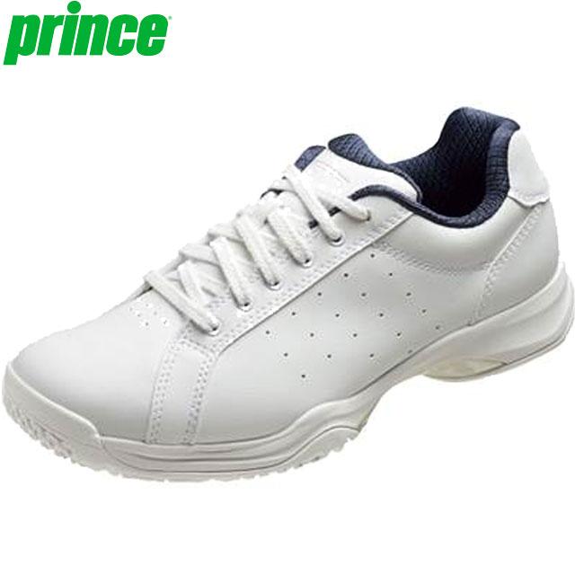 プリンス シューズ 一般 靴 DPSCC2 テニスシューズ スニーカー クレー・オムニコートメンズ 替紐 ネイビー シンプル オフコート クッション性 グリップ性 軽量ワイドモデル アクセサリー 用具 用品 小物 テニス 試合 練習 トレーニング 22.5-28.5 Prince DPSCC2