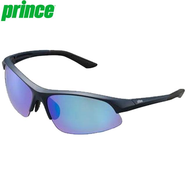 プリンス サングラス 一般 プレミアハイコントラストミラー偏光サングラス 色眼鏡 眩しさをカット 専用セミハードケース付き アクセサリー 用具 用品 小物 テニス 試合 練習 トレーニング F Prince PSU731