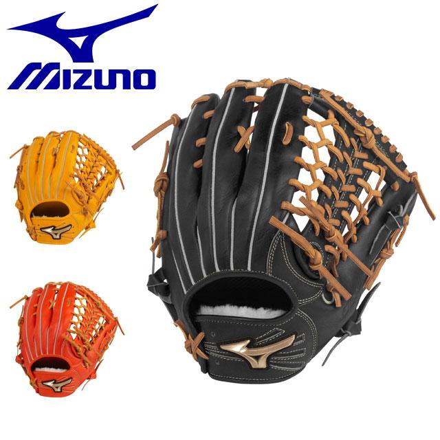ミズノ 野球 グローブ グラブ 硬式 外野手用 グローバルエリート HSelection02+プラス サイズ13 MIZUNO 1AJGH22407