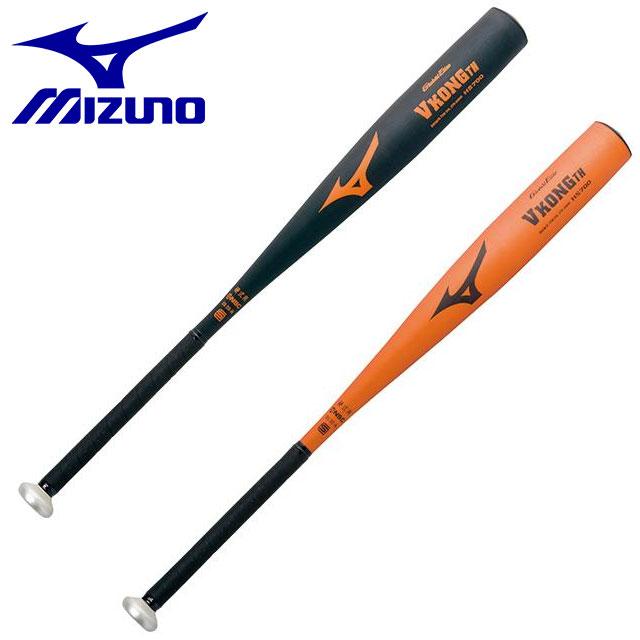 ミズノ 野球 バット 硬式用 金属製 ミドルバランス グリップ太め グローバルエリート VコングTH 84cm 900g以上 MIZUNO 2TH24240