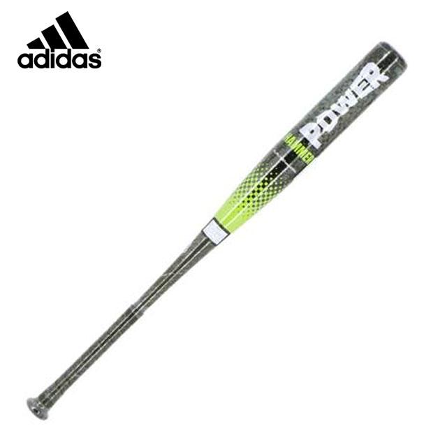 アディダス 野球 硬式用バット ハンマーパワー GLJ76 adidas アルミニウム製 コンポジットバット ベースボール