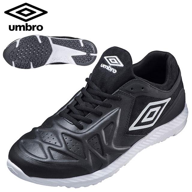 アンブロ サッカー トレーニングシューズ メンズ UMB クロス-TR プレミアII UMBRO UU2PJB01BW 軽量 ランニングタイプソール クロストレーニング専用ラスト