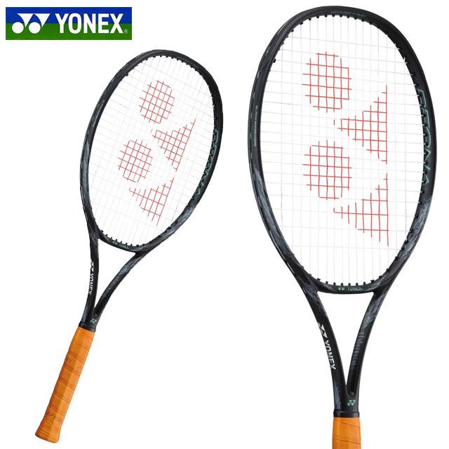 ヨネックス テニス ラケット レグナ 100 (フレームのみ) YONEX 02RGN100 攻撃型 オールラウンドモデル アイソメトリック 日本製