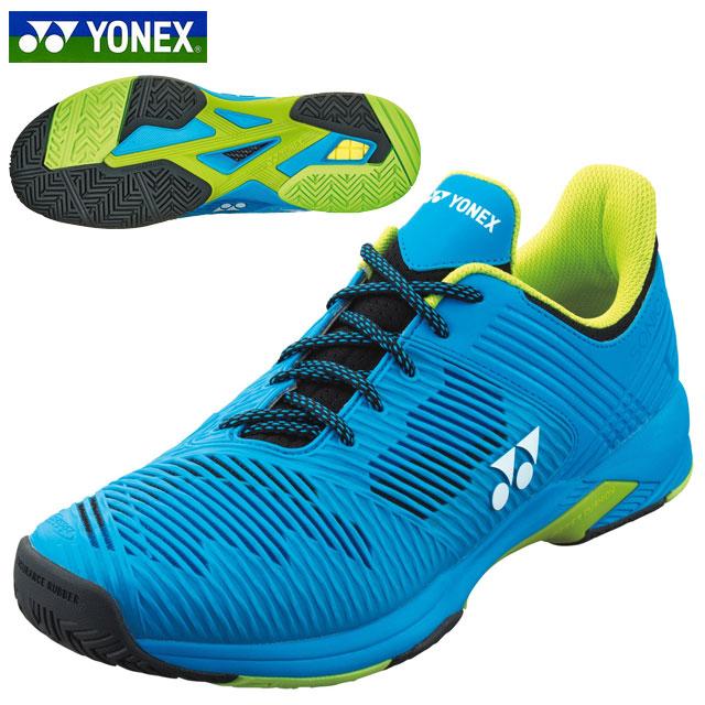 ヨネックス テニス シューズ メンズ パワークッション ソニケージ2 AC YONEX SHTS2MAC ローカット 3E設計 オールコート用 軽量 柔らかな軽快スピードモデル