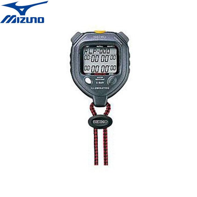 送料無料 ミズノ メーカー公式 ストップウォッチ フィットネス 超目玉 トレーニング イルミネーティングライト 2NA301 グッズ SEIKO MIZUNO