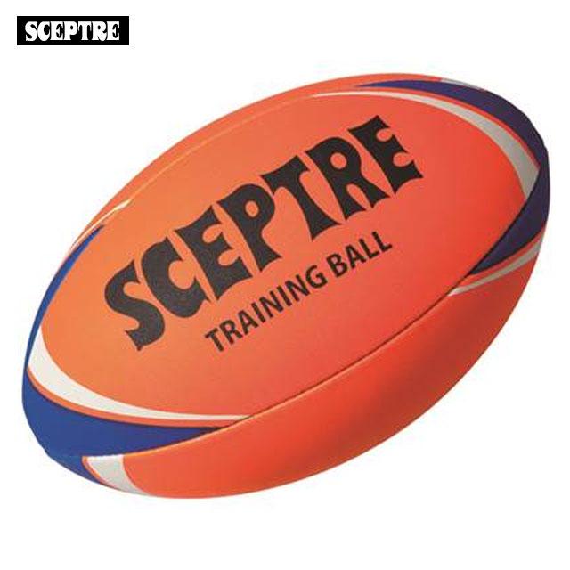 送料無料 セプター ラグビーボール 直送商品 メディシンボール SP9 約650g ラバー製 SCEPTRE アメフト 公式ストア 競技ボール