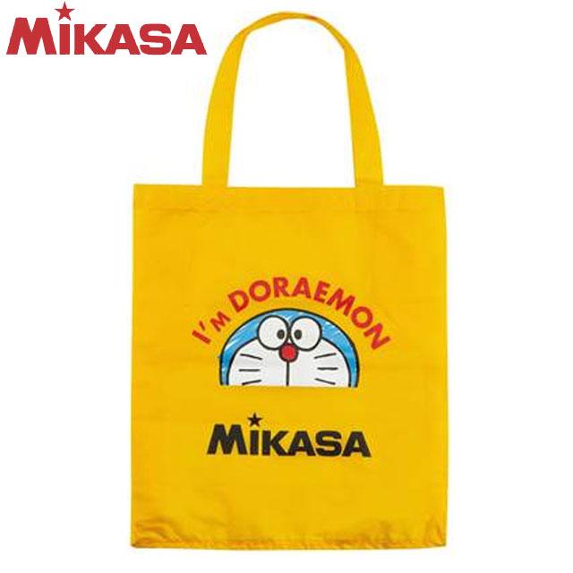 3 980円 税込 以上で 送料無料 安い ミカサ MIKASA バッグ BA-21-DM1-Y I'm 半額 Doraemon サブバッグ ドラえもん 生誕50年記念 レジャーバッグ BAG マルチスポーツ コラボ商品