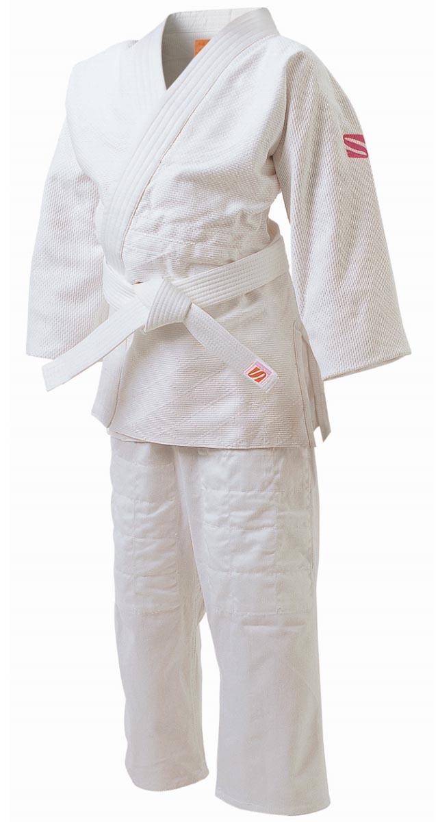 九櫻(九桜)  柔道着 女子用一重織柔道衣 セット (2) 【ジュニア・女子】