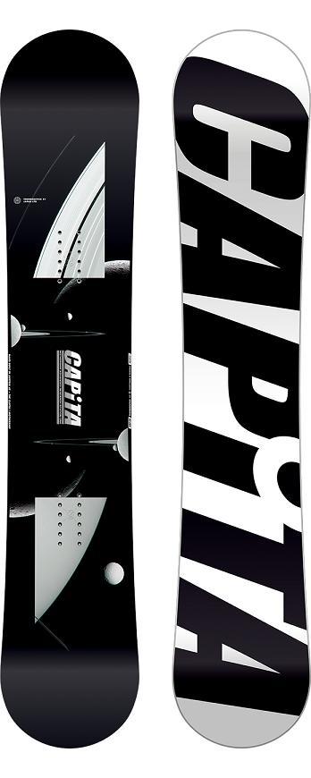 CAPITA キャピタ 19-20モデル スノーボード 板 THUNDER STICK JAPAN LTD サンダースティックジャパンリミテッド MEN,S フリースタイル パーク 初心者 オールラウンド 【送料無料】正規品